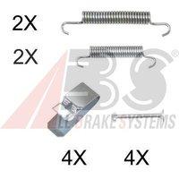 A.B.S. - Accessory Kit, brake shoes