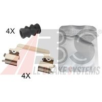 A.B.S. - Accessory Kit, disc brake pads