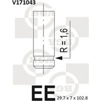 BGA - Outlet valve