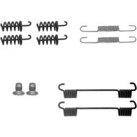 HELLA PAGID - Accessory Kit, parking brake shoes