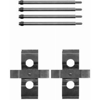 HELLA PAGID - Accessory Kit, disc brake pads