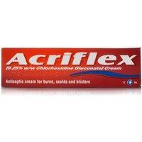 Acriflex Antiseptic Burns Cream