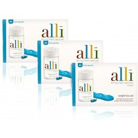 Alli Capsules - Triple Pack