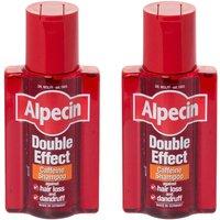 Alpecin Double Effect Shampoo Twin Pack