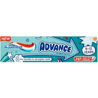 Aquafresh Advance Kids Toothpaste 9-12 Years