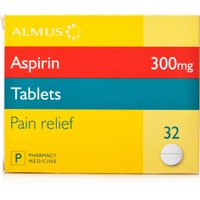 Aspirin Tablets 300mg