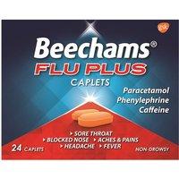 Beechams Flu Plus Caplets 24s