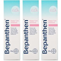 Bepanthen Nappy Care Ointment - Triple Pack