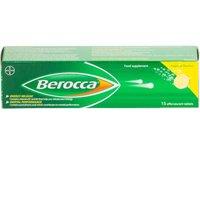 Berocca Tropic Flavour Effervescent Tablets