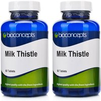 Bioconcepts Milk Thistle 100mg - 120 Capsules