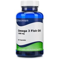 Bioconcepts Omega 3 Fish Oil 1000mg