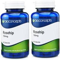 Bioconcepts Rosehip 750mg