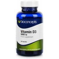 Bioconcepts Vitamin D3 5000iu Super Strength
