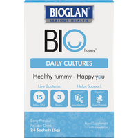 Bioglan BioHappy Daily Cultures