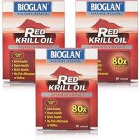 Bioglan Red Krill 30s x3
