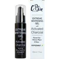 Cb&co Extreme Whitening Gel With Activated Charcoal