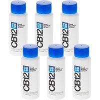 Cb12 Mint-menthol Mouthwash - 6 Pack
