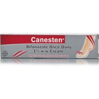 Canesten Once Daily Athletes Foot Cream Bifonazole 1%
