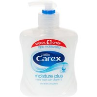 Carex Handwash Moisture Plus - 12 Pack