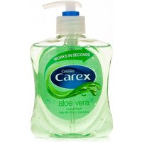 Carex Aloe Vera Anti-Bacterial Handwash