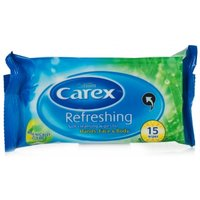 Carex Refreshing Soft Cleansing Wipes