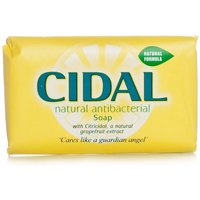 Cidal Natural Antibacterial Soap - 12 Pack