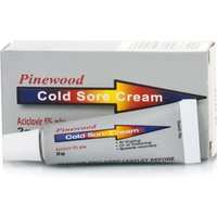 Cold Sore Cream Tube With Aciclovir 5%