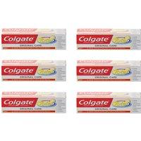 Colgate Total Original Care Toothpaste 6 Pack