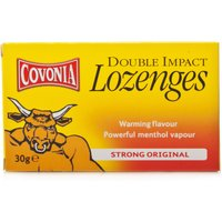 Covonia Cough Lozenges Strong Original