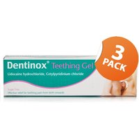 Dentinox Teething Gel - Triple Pack