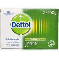 Dettol Soap 100g Twin Pack