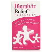Dioralyte Relief Sachets Raspberry