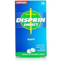 Disprin Direct Chewable Aspirin