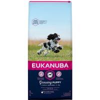 Eukanuba Puppy & Junior Medium Breed Chicken