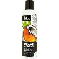 Faith in Nature Brave Botanicals Coconut Shampoo