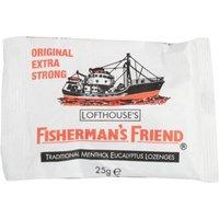 Fishermans Friend Original Extra Strong Lozenge- 12 Pack