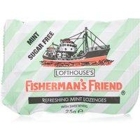Fishermans Friend Sugar Free Lozenges Mint
