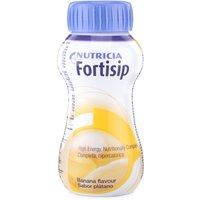 Fortisip Feeding Supplement Bottle Banana 200ml