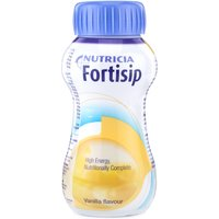 Fortisip Feeding Supplement Bottle Vanilla