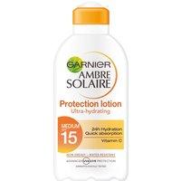 Garnier Ambre Solaire Sun Protection Lotion SPF15