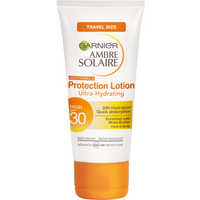 Ambre Solaire Ultra-hydrating Sun Cream SPF30  Travel
