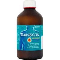 Gaviscon Liquid Original Peppermint 600ml