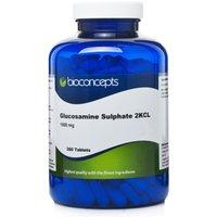 Bioconcepts Glucosamine Tablets 1000mg - 360 Tablets