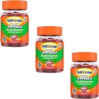 Haliborange Kids Multivitamin Fruit Softies- Triple Pack