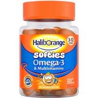 Haliborange Multivitamins and Omega-3 Softies