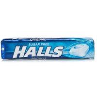 Halls Original Sugar Free