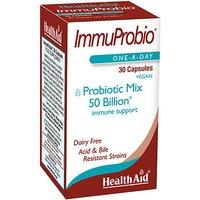 HealthAid ImmuProbio 50 billion Vegicaps 30