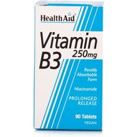 HealthAid B3 (Niacinamide) 250mg