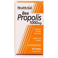 Healthaid Bee Propolis 1000mg Standardised