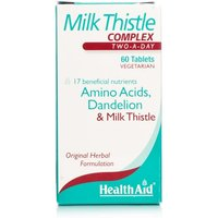 Healthaid Milk Thistle Complex Prolonged Release Tablets